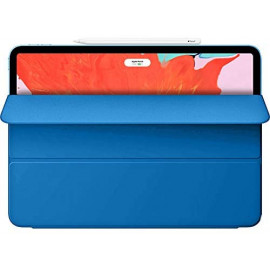Magnetic case blue for iPad Pro 12,9 (2020)