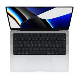 14-inch MacBook Pro: Apple M1 Pro chip with 8‑core CPU and 14‑core GPU, 512GB SSD - Silver