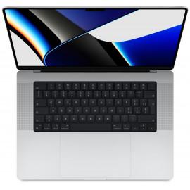 16-inch MacBook Pro: Apple M1 Pro chip with 10‑core CPU and 16‑core GPU, 512GB SSD - Silver