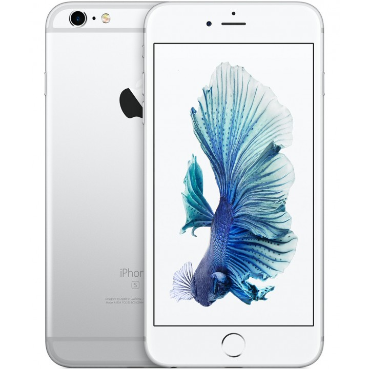 iPhone 6s Plus 128 GB Argento