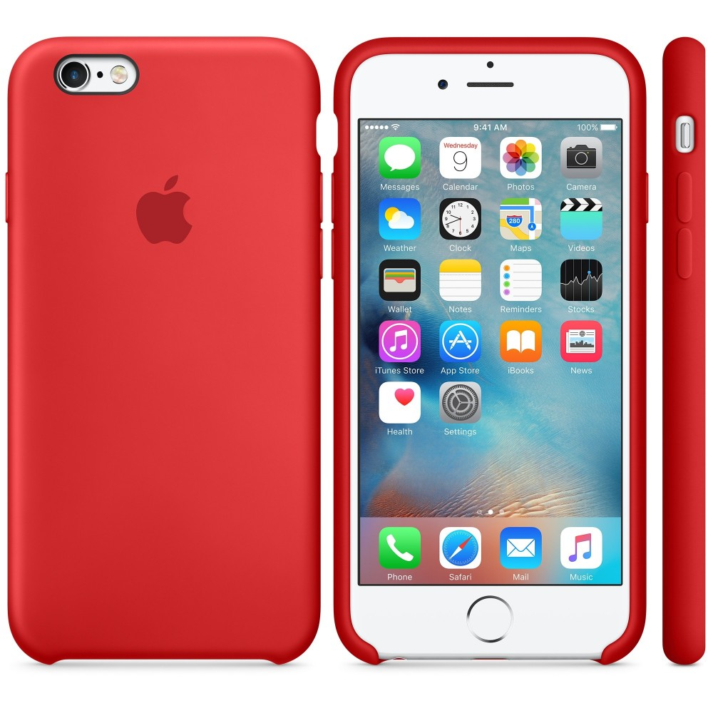 custodia iphone 6 silicone