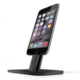 HiRise per iPhone/iPad Mini - Stand con Supporto Metallico - NERO
