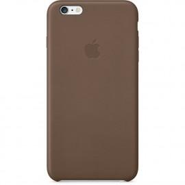 Custodia Apple In Pelle Per iPhone 6/6S Plus - Blu Oceano - I.T. ...