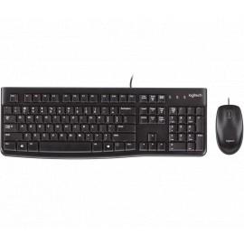 LOGITECH MK120 tastiera + mouse