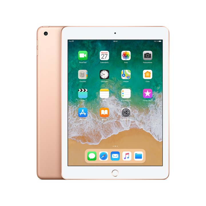 IPAD 2018 WI-FI 32GB ORO