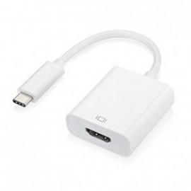 Adattatore USB 3.1 type C verso DisplayPort. 15 CM