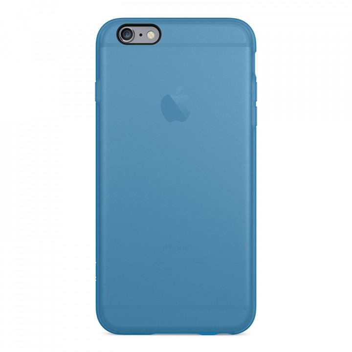 Custodia Grip Candy in TPU, blu trasparente per Iphone 6 Plus