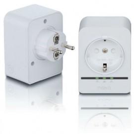 D-Link Kit with 2 powerline 500M home AV+ mini, QOS, push button