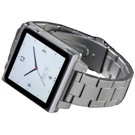 Cinturino in acciaio per iPod nano 6 - Silver