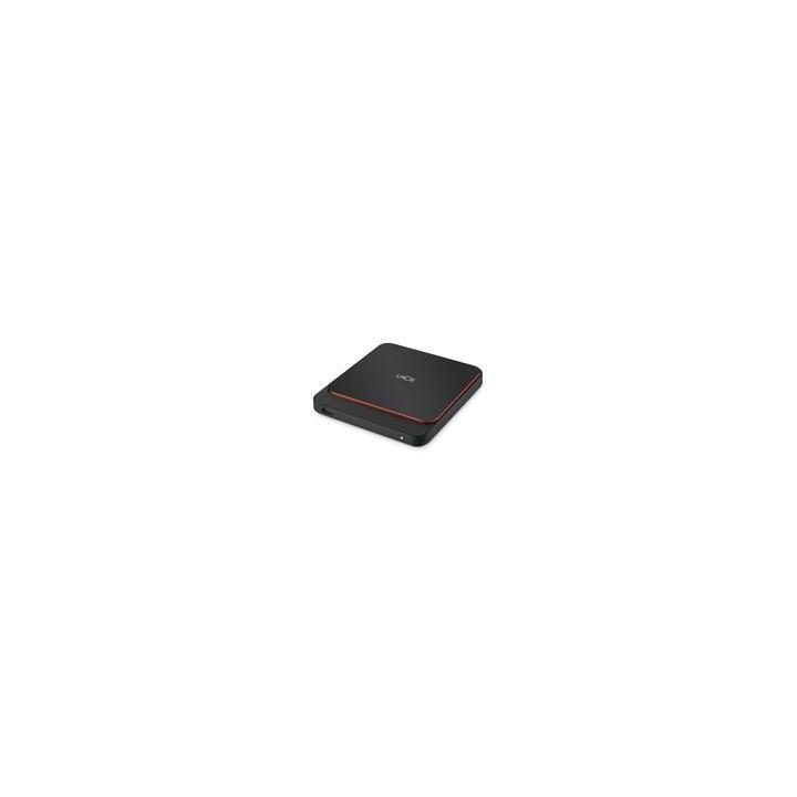 500GB LACIE PORTABLE SSD USB-C
