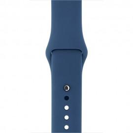 CINTURINO 42MM MIDNIGHT BLUE SPORT