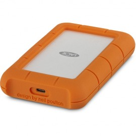 2TB RUGGED USB 3.1 TYPE C