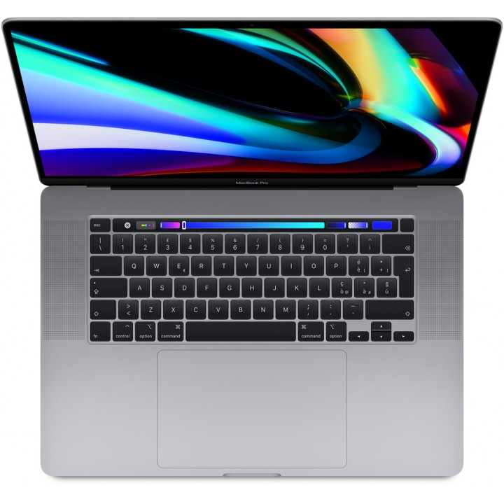 """MACBOOK PRO 16"""" TOUCH BAR/6-CORE i7 2.6GHZ/512GB/SPACE GREY"""