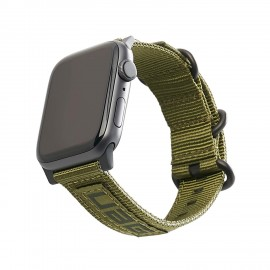 CINTURINO NATO STRAP PER APPLE WATCH 44/42MM - VERDE