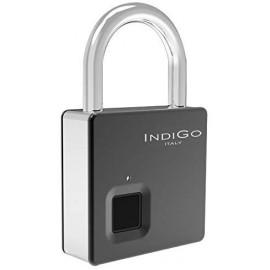IndiGo K500 - Lucchetto - biometrica