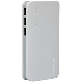 MEDIACOM SOS Power Bank 15000 - Powerbank - 2.1 A - 3 connettori di uscita (USB)