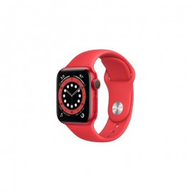 WATCH SERIE 6 GPS 40MM ALLUMINIO PRODUCT(RED) - SPORT BAND PRODUCT(RED)