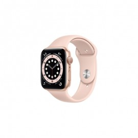 WATCH SERIE 6 GPS 44MM ALLUMINIO ORO - PINK SAND SPORT BAND