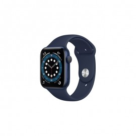 WATCH SERIE 6 GPS 44MM ALLUMINIO AZZURRO - DEEP NAVY SPORT BAND