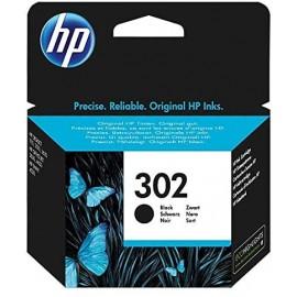 Cartuccia originale inchiostro nero HP 302